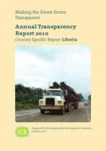 Making the forest sector transparent: Annual transparency report 2010